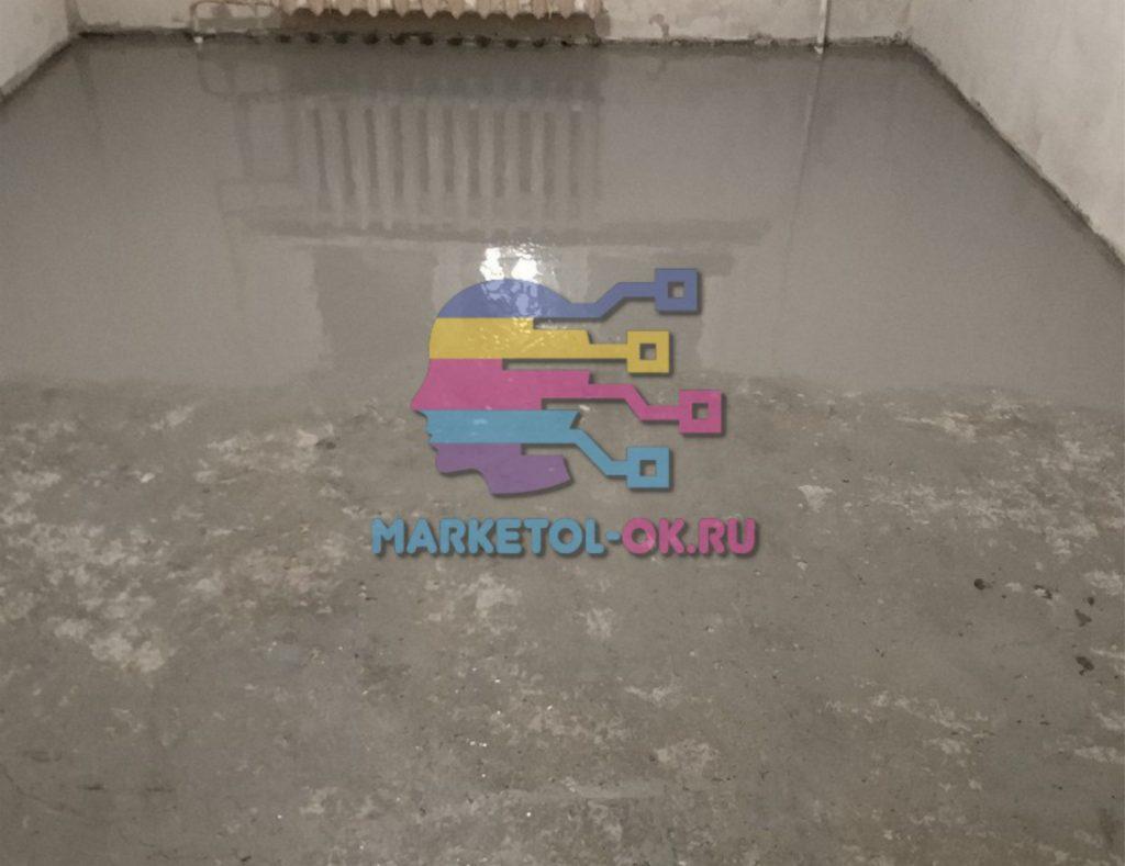 Наливные 3Д полы