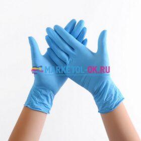 Купить оптом перчатки виниловые по низкой цене.